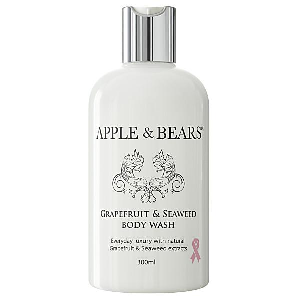 Apple & Bears Pamplemousse et Algues Gel Douche (300ml)