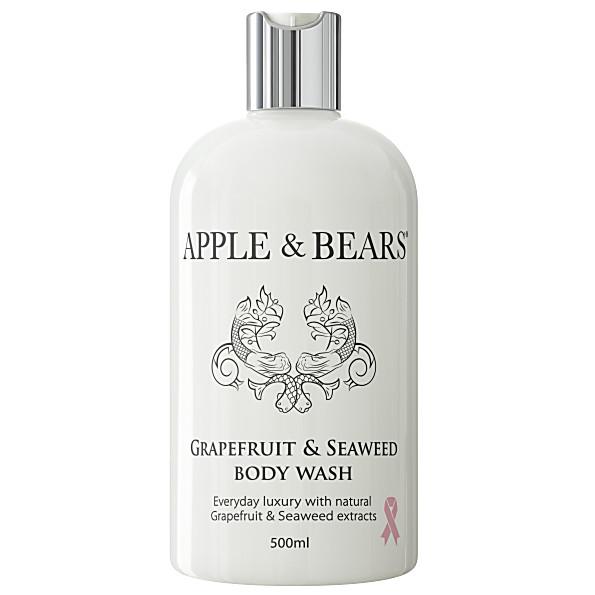 Apple & Bears Pamplemousse et Algues Gel Douche (500ml)