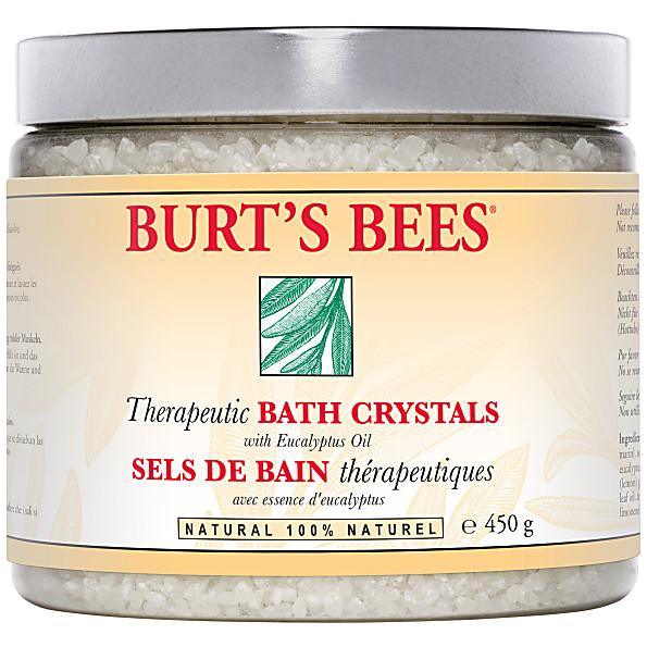 Burt's Bees - Cristaux de Bain Therapeutiques