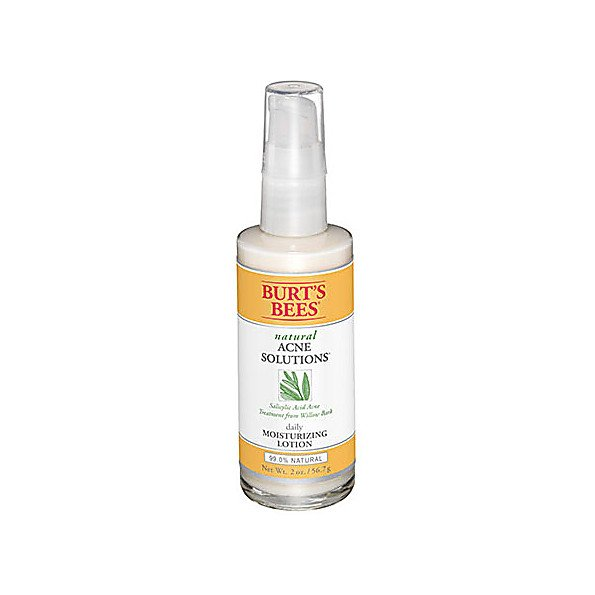 Burt's Bees - Lait Hydratant Quotidien - Écorce de saule - 55 g