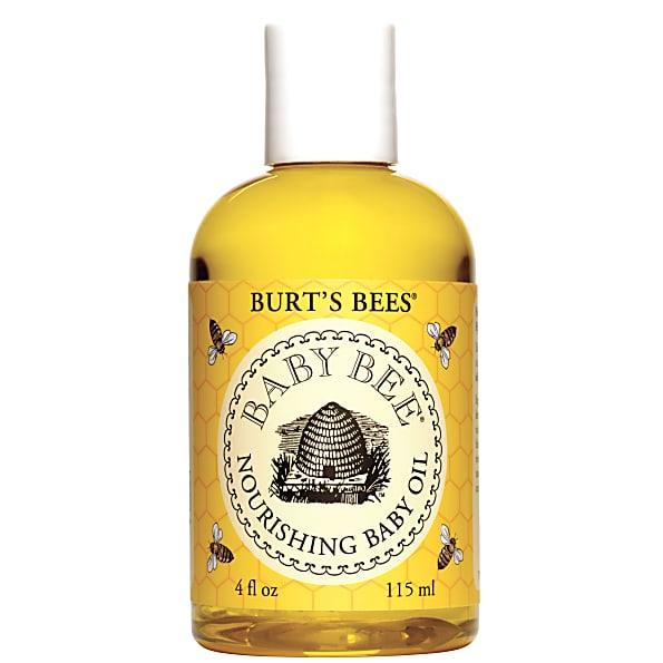 Burt's Bees - Baby Bee - Huile Bebe à l'Abricot