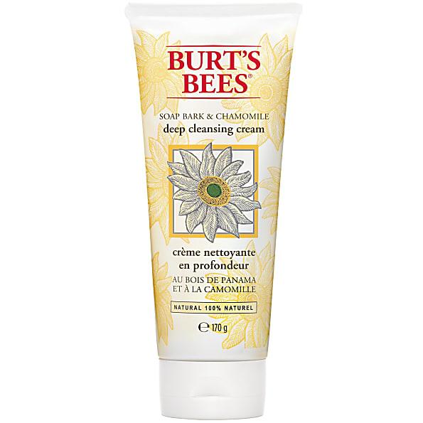 Burt's Bees - Creme Nettoyante en Profondeur - Bois de Panama & Cam...