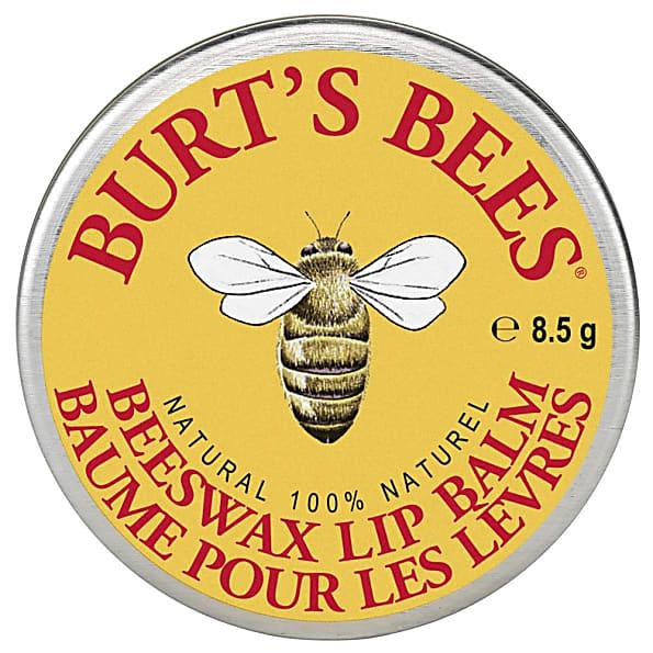 Burt's Bees - Baume pour les Levres à la Cire d'Abeille