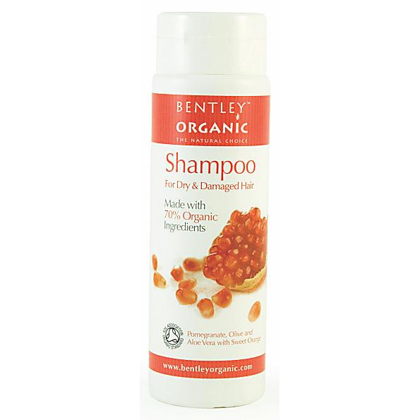 Bentley Organic - Shampoing Cheveux Abîmes et Secs