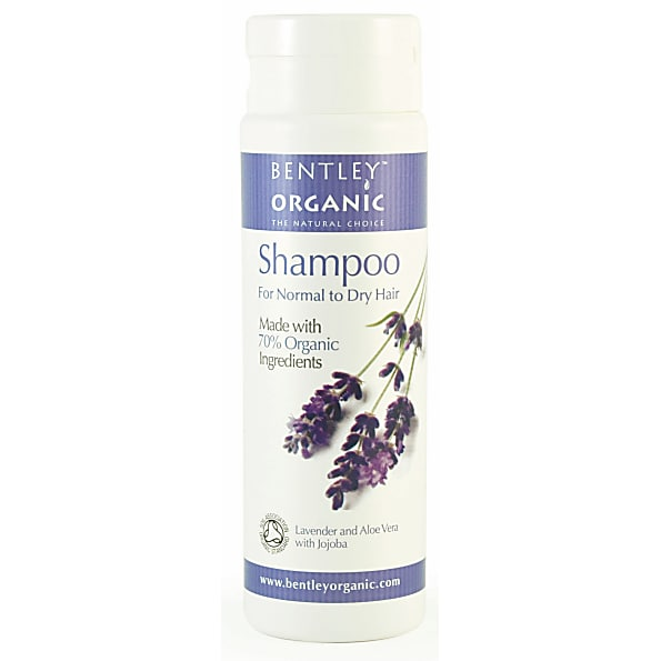 Bentley Organic - Shampoing Cheveux Normaux à Secs