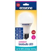 Ecozone Ampoule à Vis Biobulb LED E27 Ambiance 14 watts