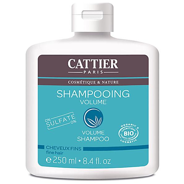 Cattier-Paris Shampoing Volume (cheveux fins)