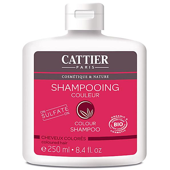 Cattier-Paris Shampoing Couleur (cheveux colores)