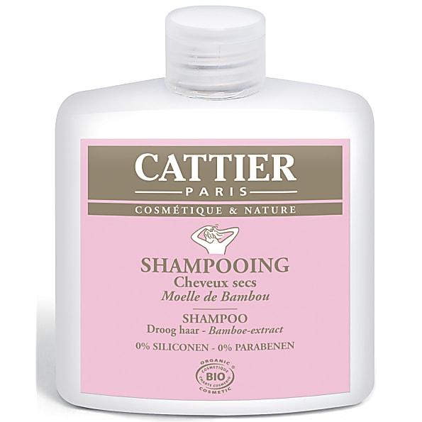 Cattier-Paris Shampooing Cheveux Secs - Moelle de Bambou