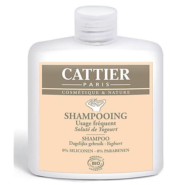 Cattier-Paris Shampooing Usage Frequent - Solute de Yogourt