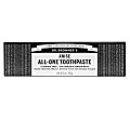 Dr. Bronner's Dentifrice à l'Anis