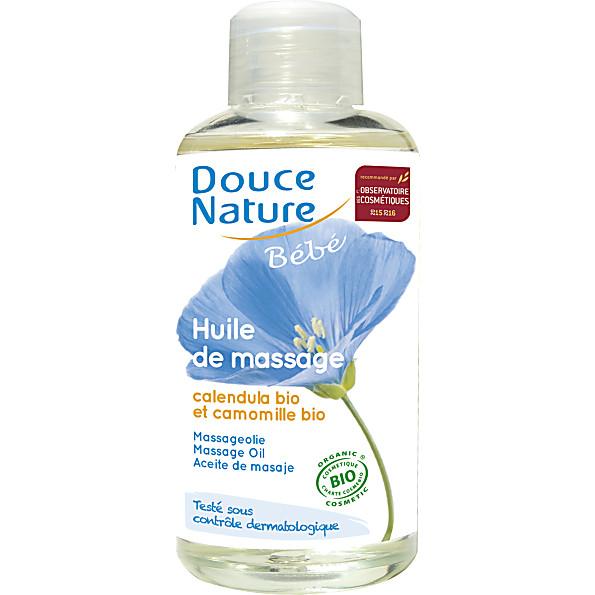 Douce Nature - Huile de massage