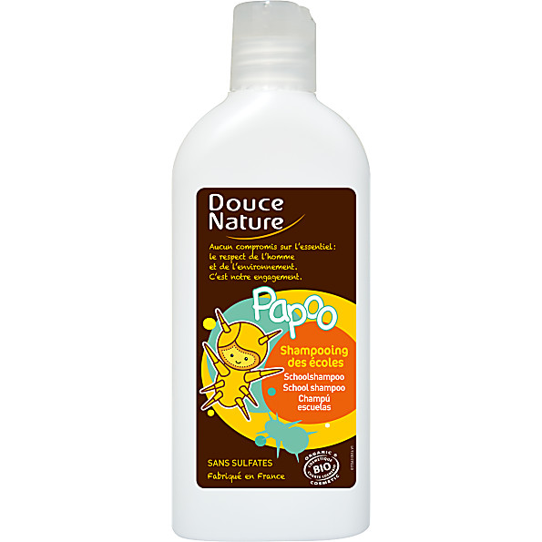 Douce Nature - Shampooing special poux