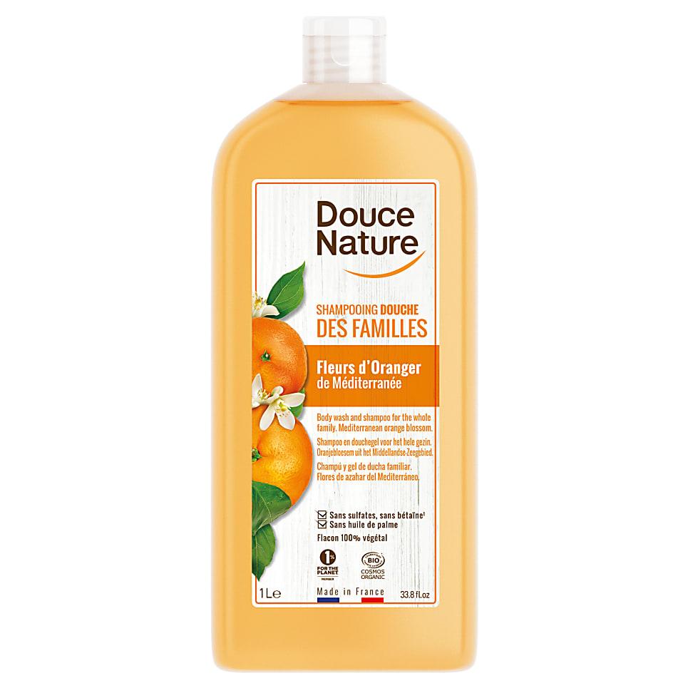 Douce Nature - Shampooing douche des familles