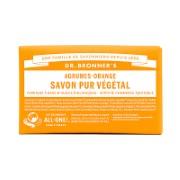 Dr. Bronner's - Savon Solide de Castille - Citrus