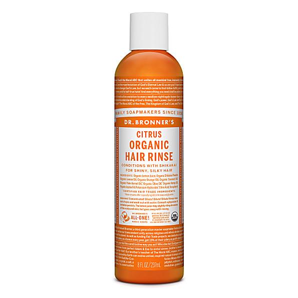 Dr. Bronner's - Apres-shampoing - Citrus - 236 ml