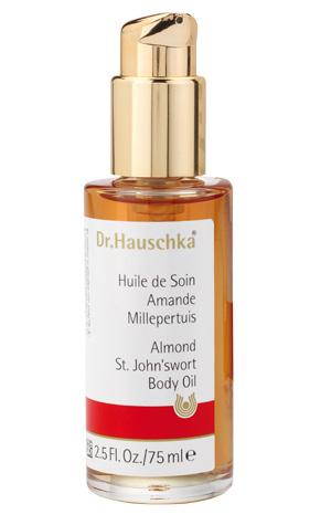 Dr. Hauschka - Huile de soin Amande Millepertuis - 75 ml