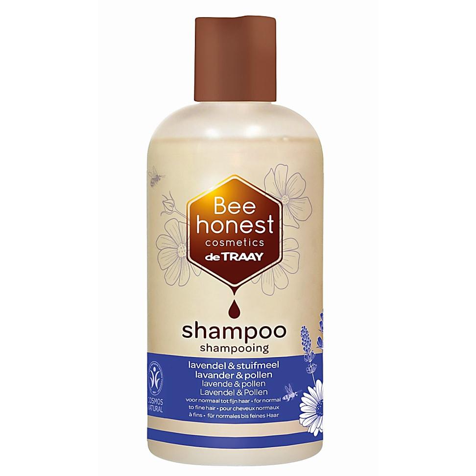 De Traay Bee - Shampoing Cheveux fins - Lavande et Pollen