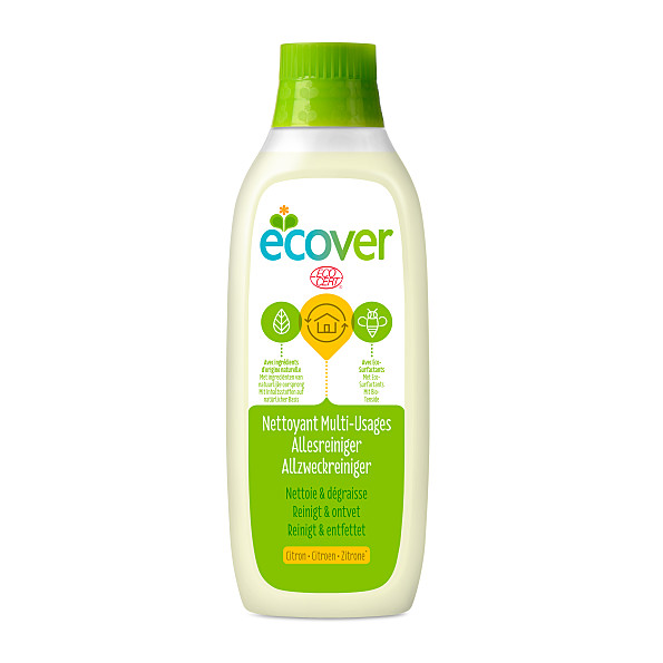 Ecover - Nettoyant Multi-usages Eco-Surfactants Citron - 1 l