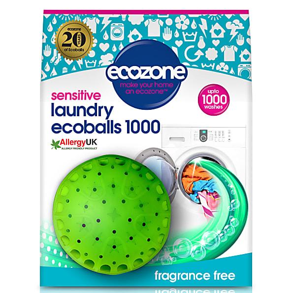 Ecozone - Boules de Lavage Eco 1000 lessives