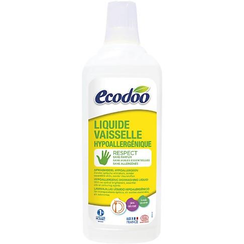 Ecodoo Liquide Vaisselle Hypoallergénique