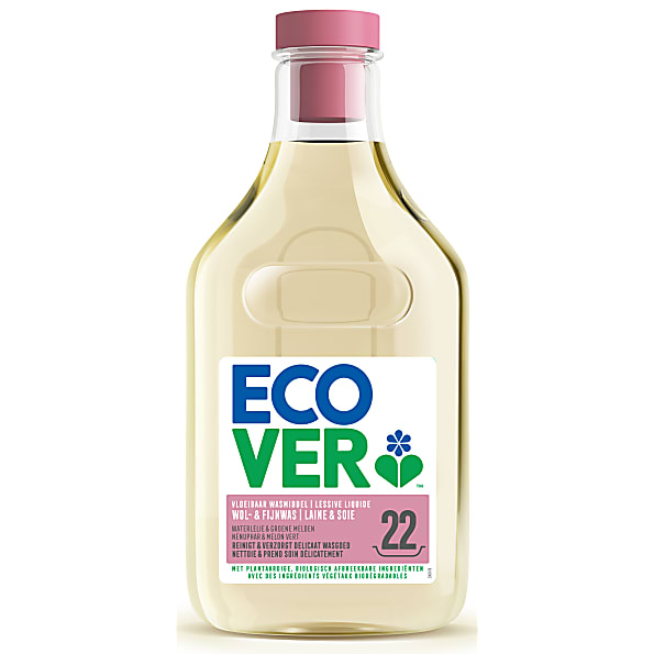 Ecover - Lessive laine et linge delicat - 1 litre