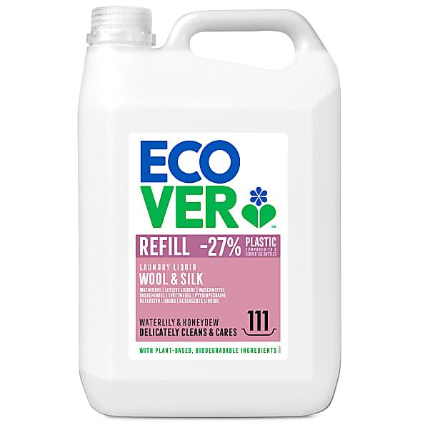 Ecover - Lessive laine et linge delicat - 5 litres