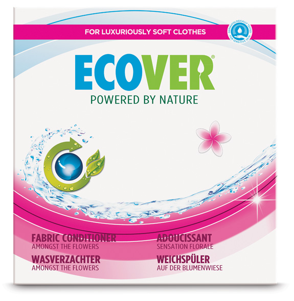 Ecover - Adoucissant - 5 litres (Amongst the Flowers)