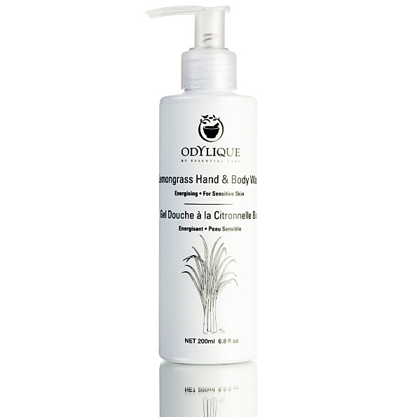 Essential Care - Gel Douche (Lemongrass)