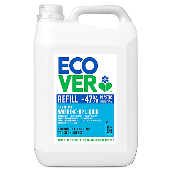 Ecover - Liquide Vaisselle - Camomille Petit Lait - 5 litres