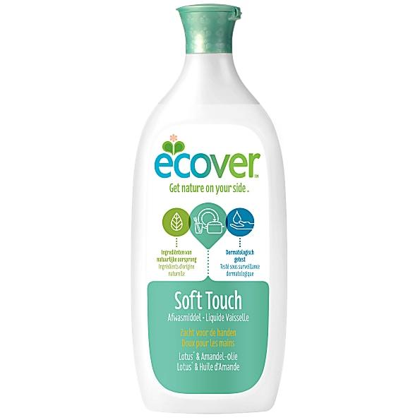 Ecover - Liquide Vaisselle Soft Touch au Lotus