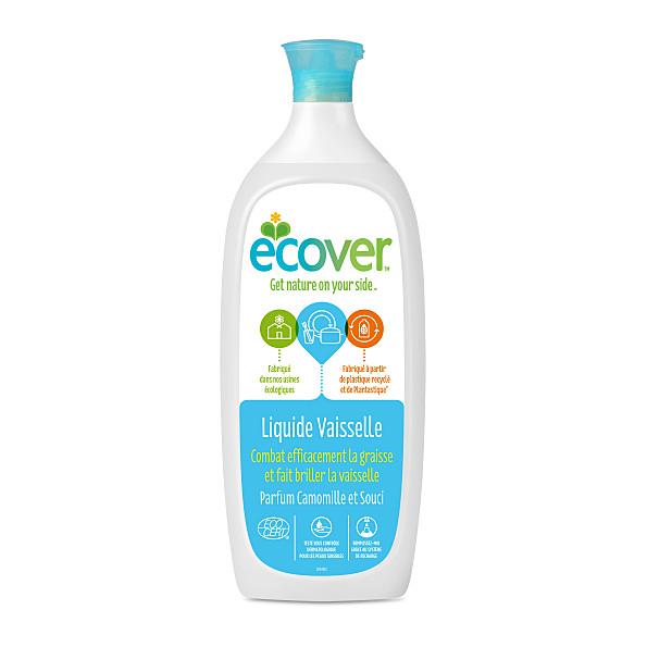 Ecover - Liquide vaisselle Camomille et Souci - 1 l