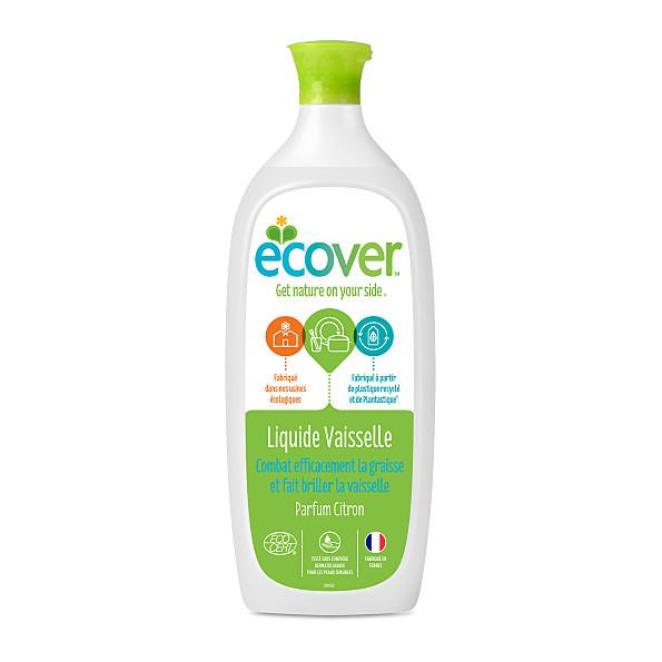 Ecover - Liquide vaisselle - Citron- 1 l