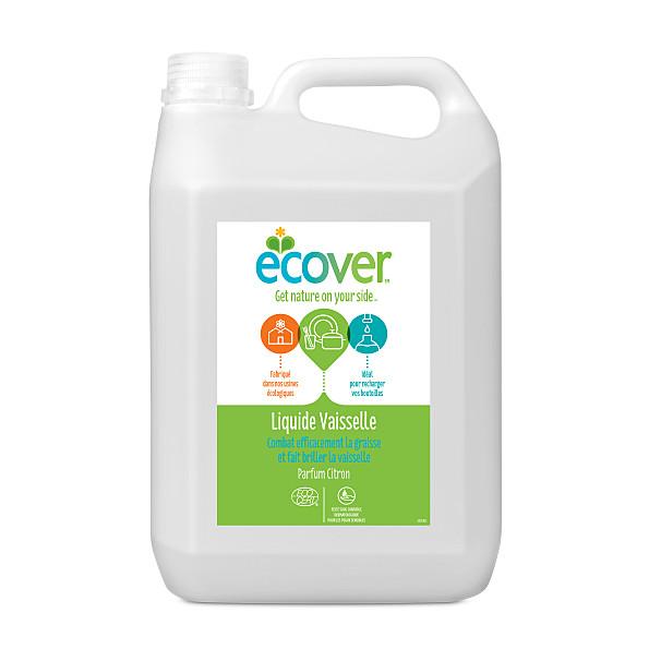 Ecover - Liquide Vaisselle Citron - 5 l