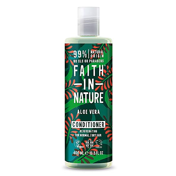 Faith in nature apr s shampoing l 39 aloe vera - Entretien de l aloe vera ...