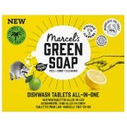 Marcel's Green Soap Pastilles Lave-Vaisselle Pamplemousse & Citron Vert