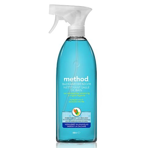 Method nettoyant carrelage et bain for Produit nettoyant carrelage