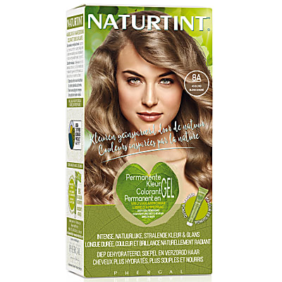 naturtint coloration capillaire naturelle blond cendr - Coloration Cendr