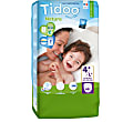 Tidoo - Jumbo 48 Couches Ecologiques MAXI+ (T4+) - 9/20kg