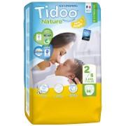 Tidoo - Jumbo 64 Couches Ecologiques MINI (T2) - 3/6kg