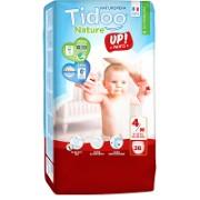 Tidoo - Jumbo 38 Culottes d'apprentissage MAXI (T4) – 8/15kg