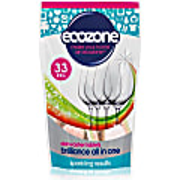Ecozone - Tablettes lave-vaisselle Brillance - 33 tablettes