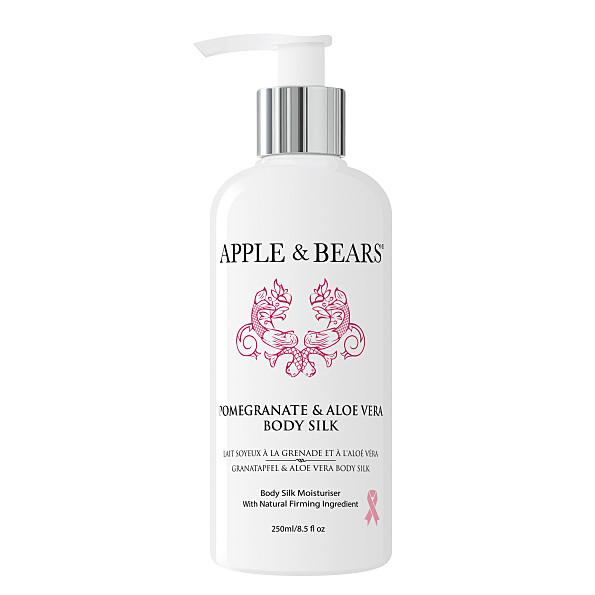 apple & bears grenade et aloe vera lait soyeux de luxe