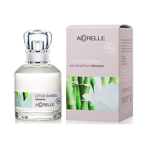 acorelle - eau de parfum relaxante - bamboo lotus