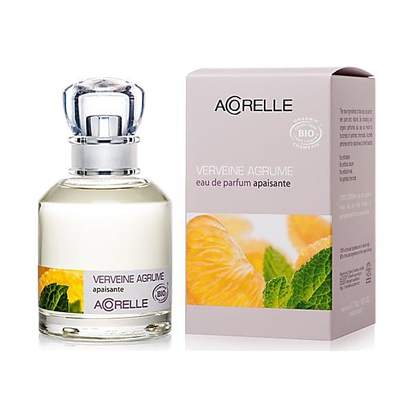 acorelle - eau de parfum apaisante - verveine agrume