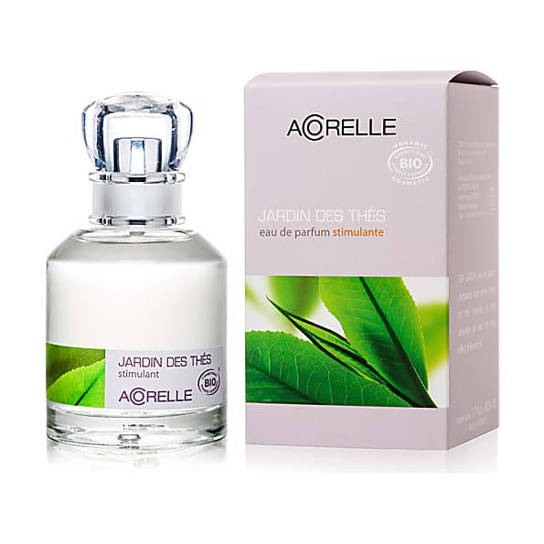 acorelle - eau de parfum stimulante - jardin des thes