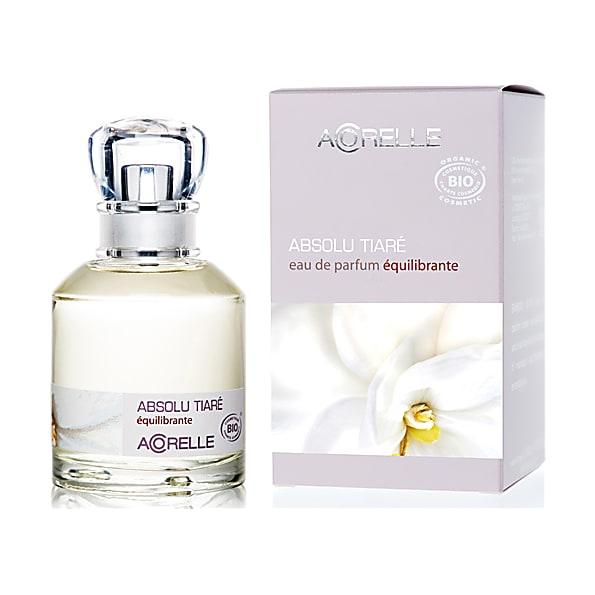 acorelle - eau de parfum equilibrante - absolu tiare
