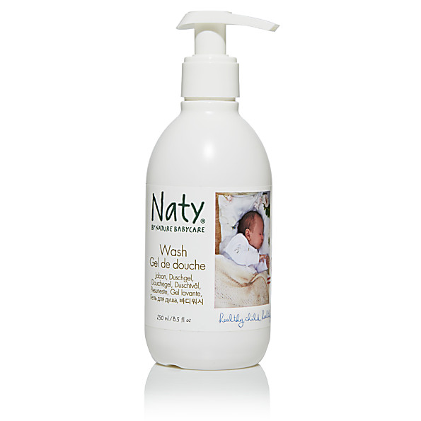 naty by nature babycare - eco gel de douche