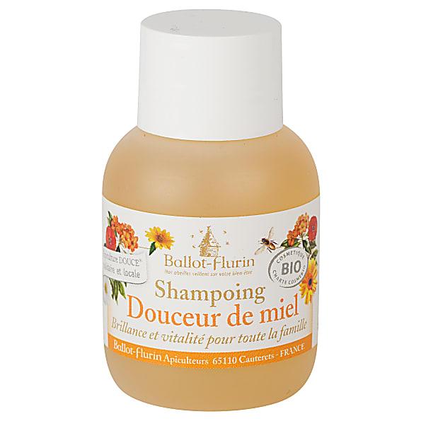 ballot flurin - shampooing douceur de miel - mini