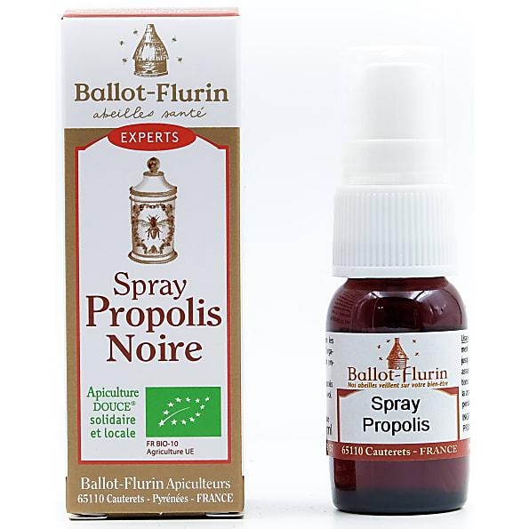 ballot flurin - spray propolis noire